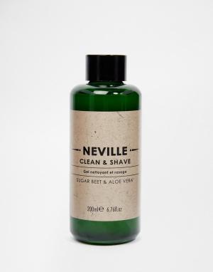 Neville Гель для умывания и бритья , 200 мл. Цвет: мульти