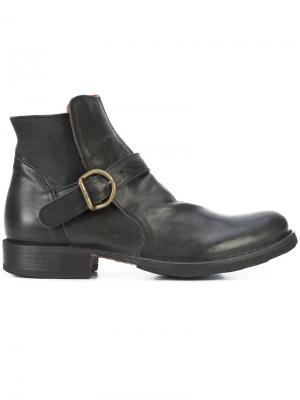 Eternity ankle boots Fiorentini +  Baker. Цвет: чёрный
