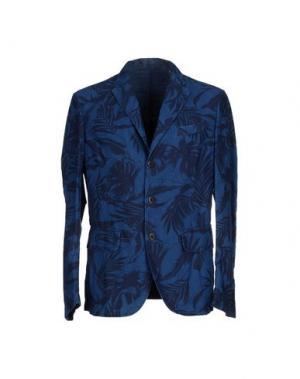 Пиджак MONTEDORO. Цвет: синий