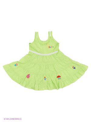 Сарафан Evita Baby. Цвет: салатовый