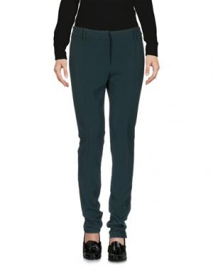 Повседневные брюки MASSIMO REBECCHI. Цвет: зеленый