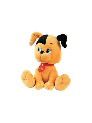 Мягкая игрушка Щенок Мульти-пульти. Цвет: персиковый