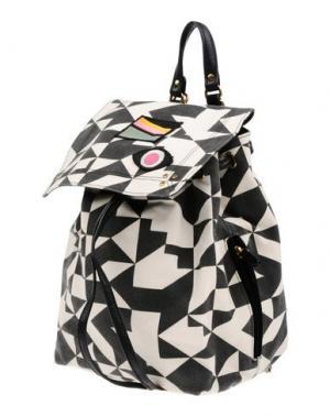 Рюкзаки и сумки на пояс JÉRÔME DREYFUSS. Цвет: слоновая кость