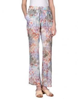Повседневные брюки MOSAIQUE. Цвет: красный