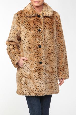 Пальто Marks & Spencer. Цвет: верблюжья шерсть микс