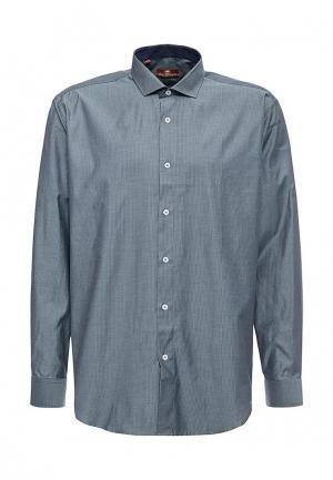 Рубашка Karflorens. Цвет: серый