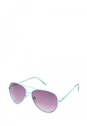 Очки солнцезащитные Sela. Цвет: голубой