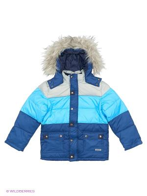 Куртка PlayToday. Цвет: синий