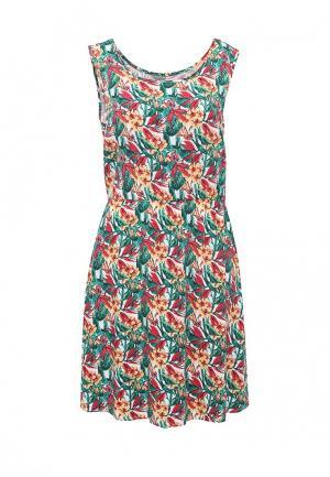 Платье Modis. Цвет: разноцветный
