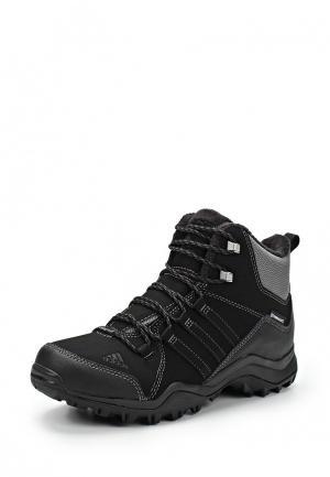 Ботинки трекинговые adidas Performance. Цвет: черный