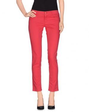 Повседневные брюки NICWAVE. Цвет: фуксия