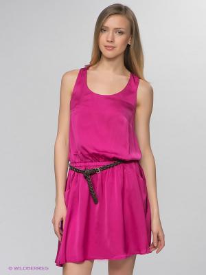 Платье Camelot. Цвет: фуксия