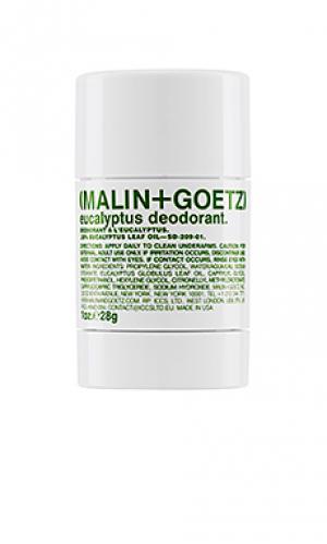 Дезодорант эвкалипт в тревел-формате MALIN+GOETZ. Цвет: beauty: na