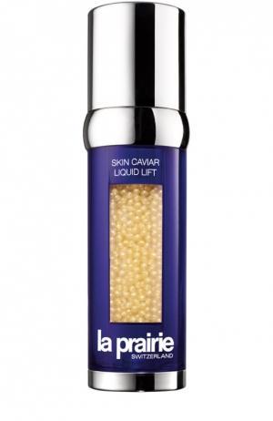 Лифтинг-сыворотка для лица и шеи Skin Caviar Liquid Lift La Prairie. Цвет: бесцветный