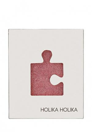 Тени для век Holika. Цвет: розовый