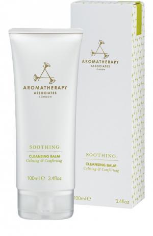 Успокаивающий очищающий бальзам Soothing Cleansing Balm Aromatherapy Associates. Цвет: бесцветный