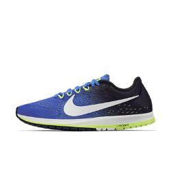 Беговые кроссовки унисекс  Zoom Streak 6 Nike. Цвет: синий
