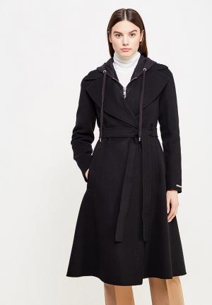 Пальто Sportmax Code. Цвет: черный