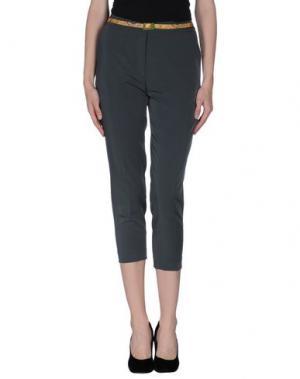 Повседневные брюки GATTINONI. Цвет: свинцово-серый