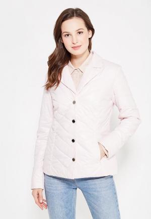 Куртка утепленная J-Splash. Цвет: розовый