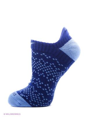 Носки 3PPK WOMENS DRI FIT GRAPHIC N Nike. Цвет: серый, красный, синий