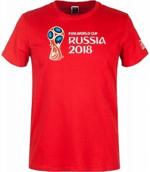 Футболка мужская 2018 FIFA World Cup Russia™ no brand