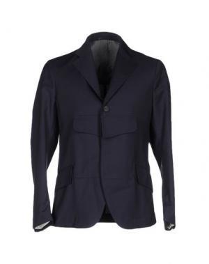 Пиджак TATRAS. Цвет: темно-синий