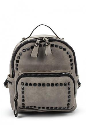 Рюкзак Vitacci. Цвет: серый
