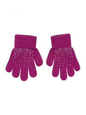 Перчатки PlayToday. Цвет: розовый
