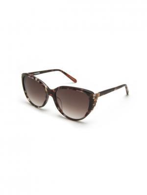 Солнцезащитные очки MI 831S 02 Missoni. Цвет: коричневый