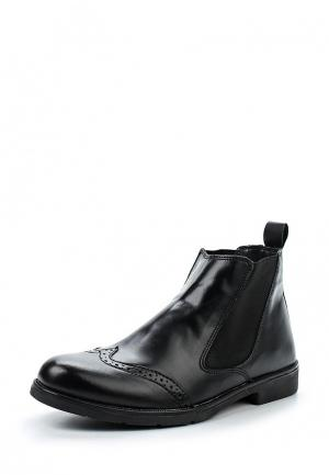 Ботинки Mauromauro. Цвет: черный