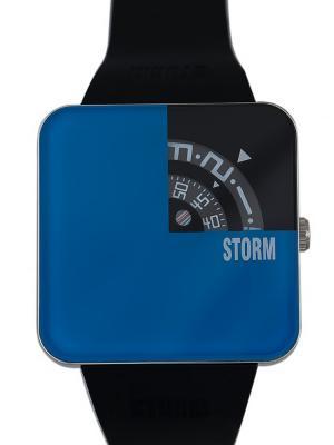 Часы STORM SQUAREX BLUE 47117/B Storm.. Цвет: черный,синий