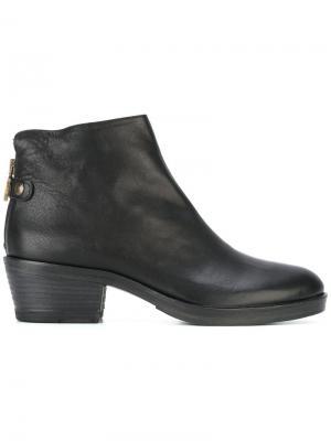 Ботинки Lemma Louis  Fiorentini + Baker. Цвет: чёрный