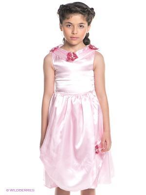 Костюм принцессы VELD-CO. Цвет: розовый