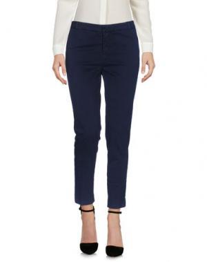 Повседневные брюки ALYSI. Цвет: темно-синий