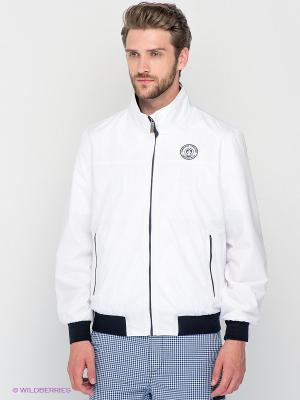 Куртка Claudio Campione. Цвет: белый, черный