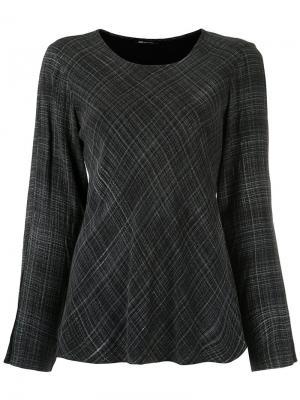 Printed blouse Uma   Raquel Davidowicz. Цвет: чёрный
