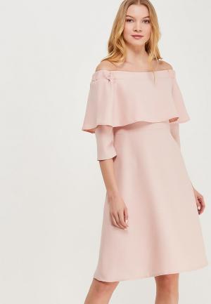 Платье Massimiliano Bini. Цвет: розовый