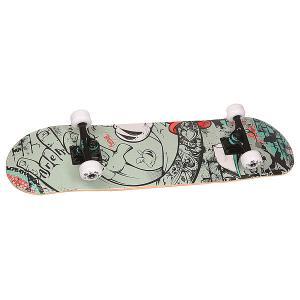 Скейтборд в сборе  Get Me Multi 31.6 x 7.9 (20 см) Fun4U. Цвет: мультиколор