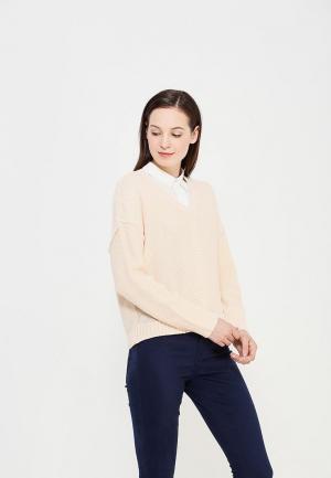 Пуловер Noisy May. Цвет: розовый