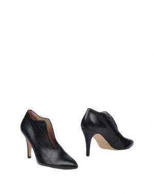 Ботинки ANCARANI. Цвет: черный