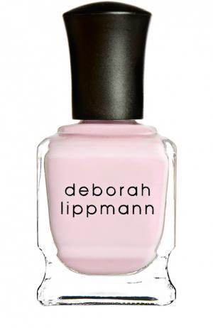 Лак для ногтей Chantilly Lace Deborah Lippmann. Цвет: бесцветный