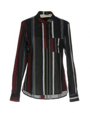 Pубашка SHIRTAPORTER. Цвет: черный