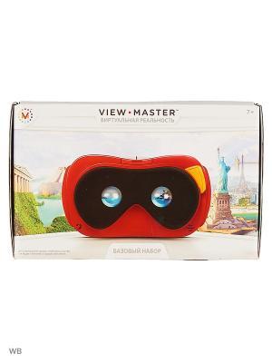 Виртуальные очки Mattel. Цвет: черный, красный