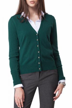 Жакет VILATTE. Цвет: темно-зеленый