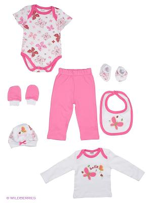 Комплект одежды Bonito kids. Цвет: розовый
