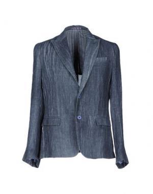 Пиджак HAVANA & CO.. Цвет: грифельно-синий