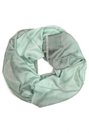 Шарф Elie Saab. Цвет: turquoise