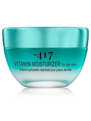 Увлажняющий витаминный крем для нормальной кожи SPF 20 Minus 417. Цвет: белый