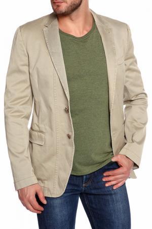 Пиджак Dondup. Цвет: бежевый